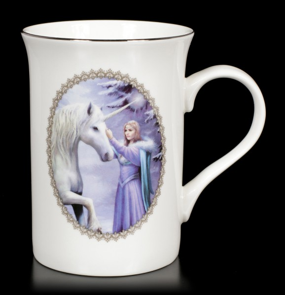 Tasse mit Einhorn - Pure Magic by Anne Stokes