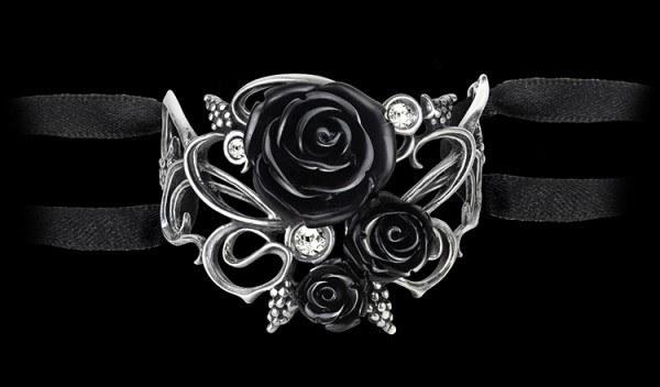 Bacchanal Rose - Alchemy Gothic Bracelet