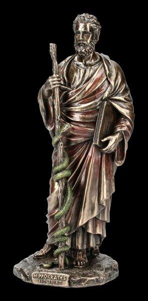 Hippokrates von Kos Figur - Berühmter Arzt