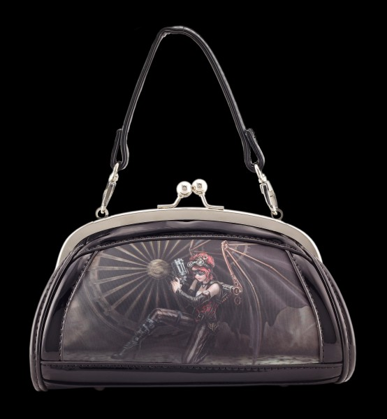 Evening Bag with 3D Picture - Assassin