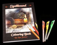 Spellbound Colouring Book - Lisa Parker