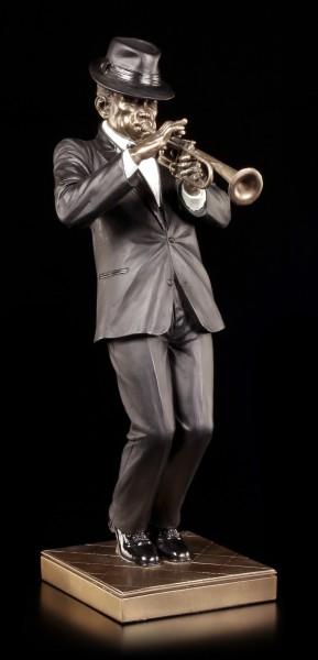 The Jazz Band Figur - Trompeten Spieler