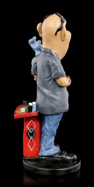 Funny Job Figurine - Tattooist
