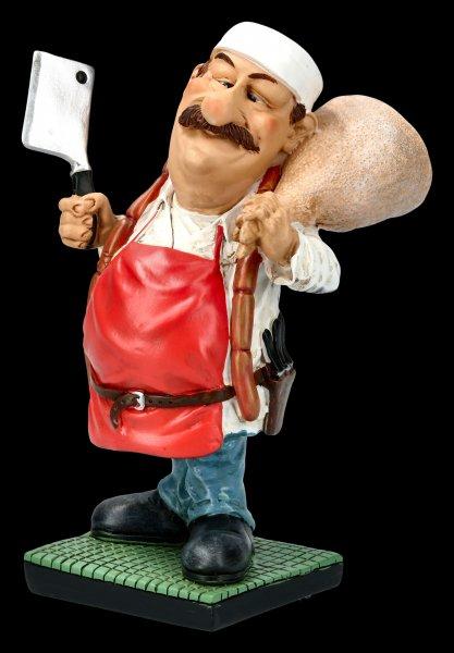 Funny Job Figur - Metzger