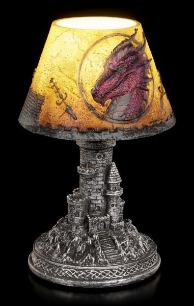 LED Nachtlicht mit Drachen - Light the Way