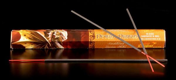 Incense Sticks Sandalwood - Desert Dragon