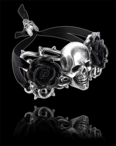 Skull & Briar Rose - Alchemy Gothic Bracelet