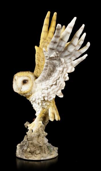 Owl Figurine - Forest Flight