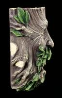 Wandrelief - Greenman Blumentopf