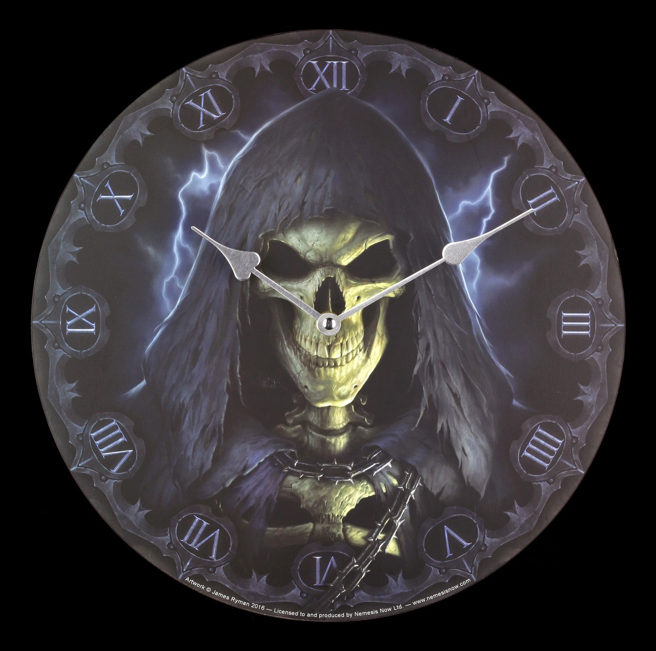 Wanduhr - The Reaper