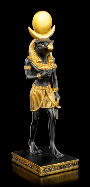 Egyptian Figurine - Horus with Ankh