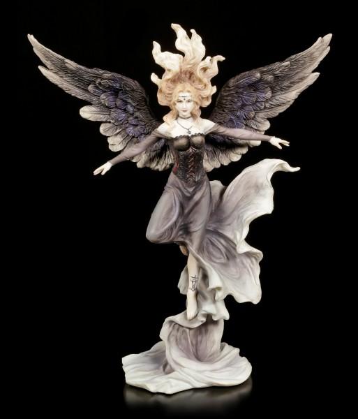 Gothic Engel Figur - Die Beschwörung