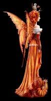 Amy Brown Fairy Figure - Pumpkin Queen