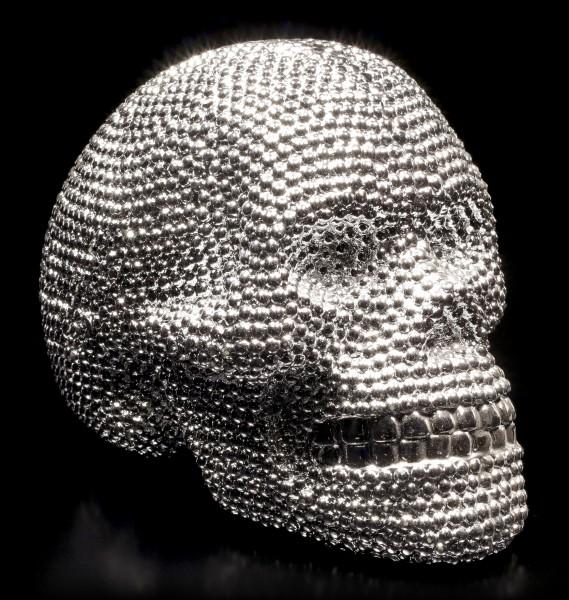 Totenkopf in Diamant-Optik - Diamond Geezer