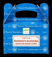 Backflow Räucherkegel - Buddhas Segen by Satya
