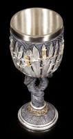 Goblet with Swords - Dragon Blade