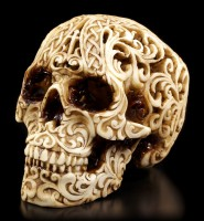 Relief Skull - Celtic Decadence