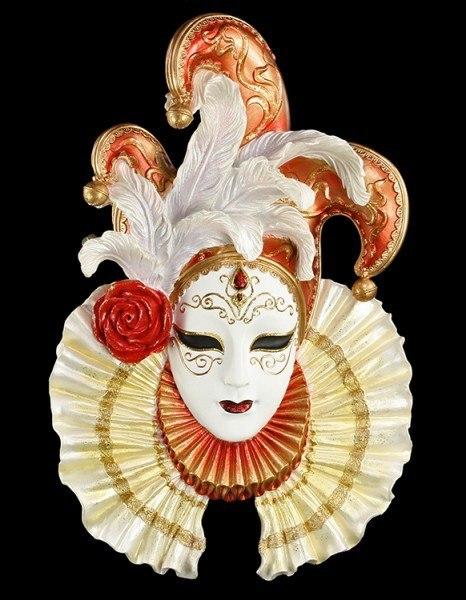 Venetian Ball Mask - Harlequin