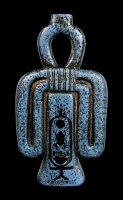 Wandrelief - Isisknoten Tit-Amulett