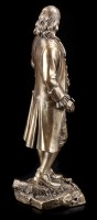 Benjamin Franklin Figurine - standing