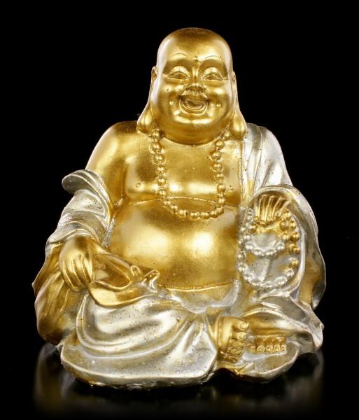 Kleine Buddha Spardose - Wealth