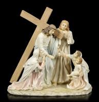 Jesus Figur - Kreuzweg