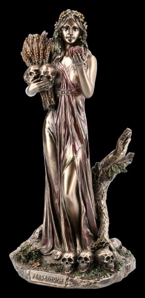 Persephone Figurine - Greek Goddess of the Underworld