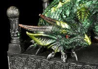 Dragon Figurine - The Cave of the Beast