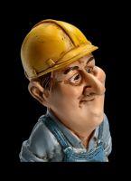 Funny Job Figurie - Carpenter