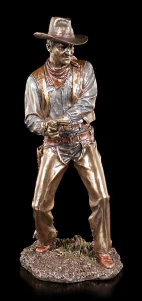 Cowboy Figurine - Showdown at Twelve