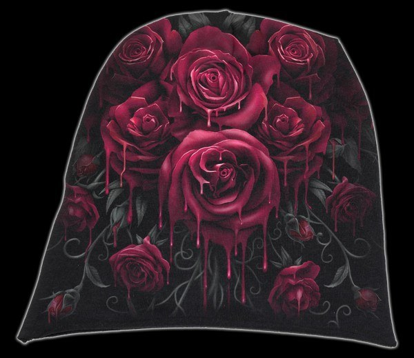 Blood Rose - Beanie