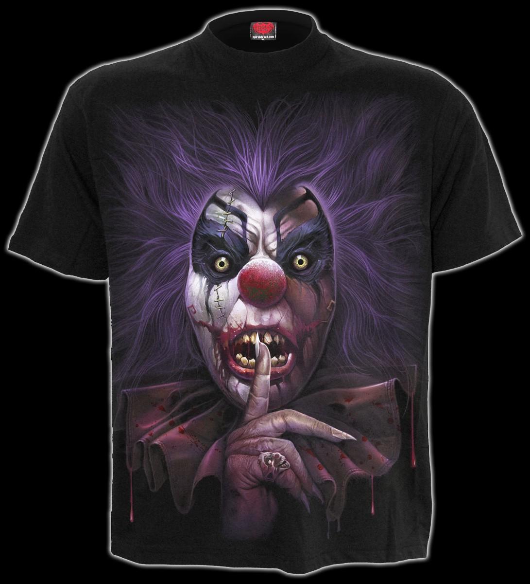 T-Shirt Horror Clown - Madcap