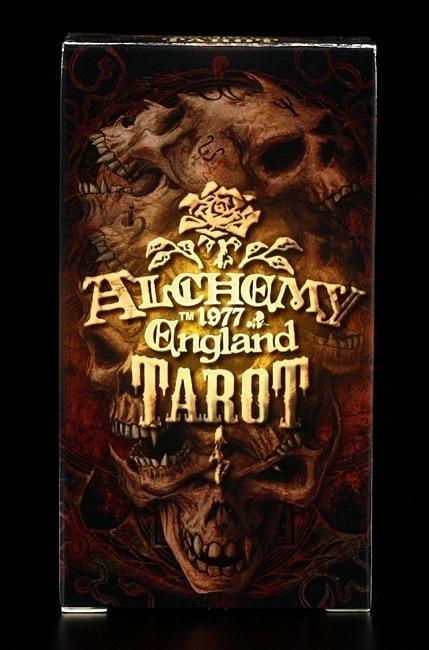 Alchemy Gothic - Tarot Karten - Magie Wahrsagen Fantasy