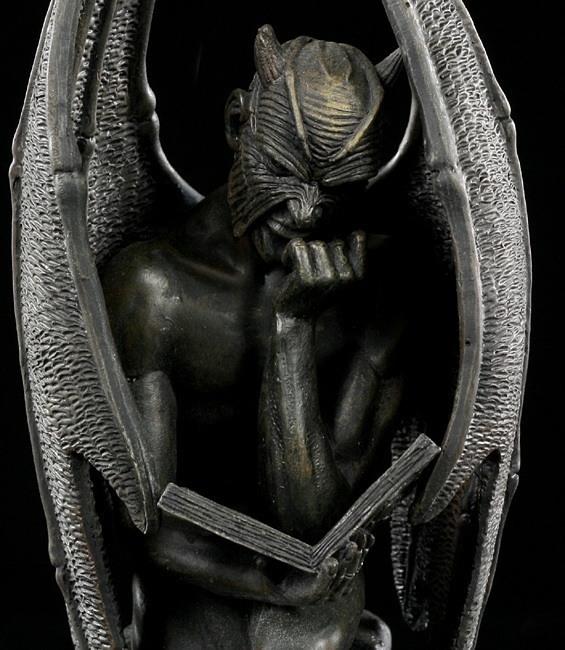 Lucifer Devil: Devil Statue Devil Lucifer