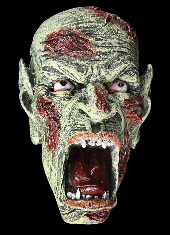 Decoracion Gotica Tienda ~ Detalles de Zombie Cabeza Estuche Calavera Caja De Joyer?a Fantas?a