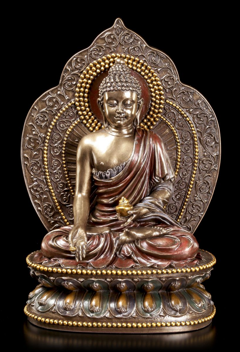 Buda figura bhaisajyaguru veronese india deidad decoraci n oriental natur tienda - Figuras buda decoracion ...