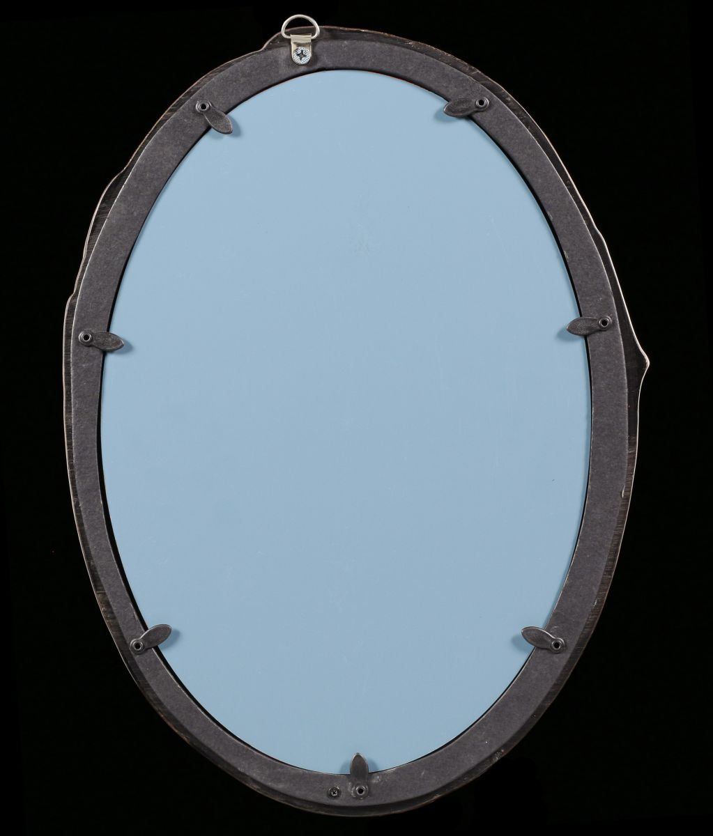 einhorn spiegel f r die wand veronese wandspiegel deko fantasy figur ebay. Black Bedroom Furniture Sets. Home Design Ideas