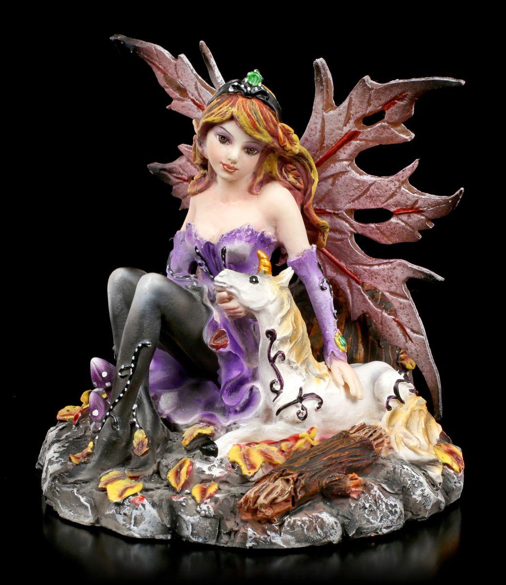 Blumenmädchen Üppig 2 x Figur Elfen Feen Dekofigur Rosa Hängend Elfenfigur Rose