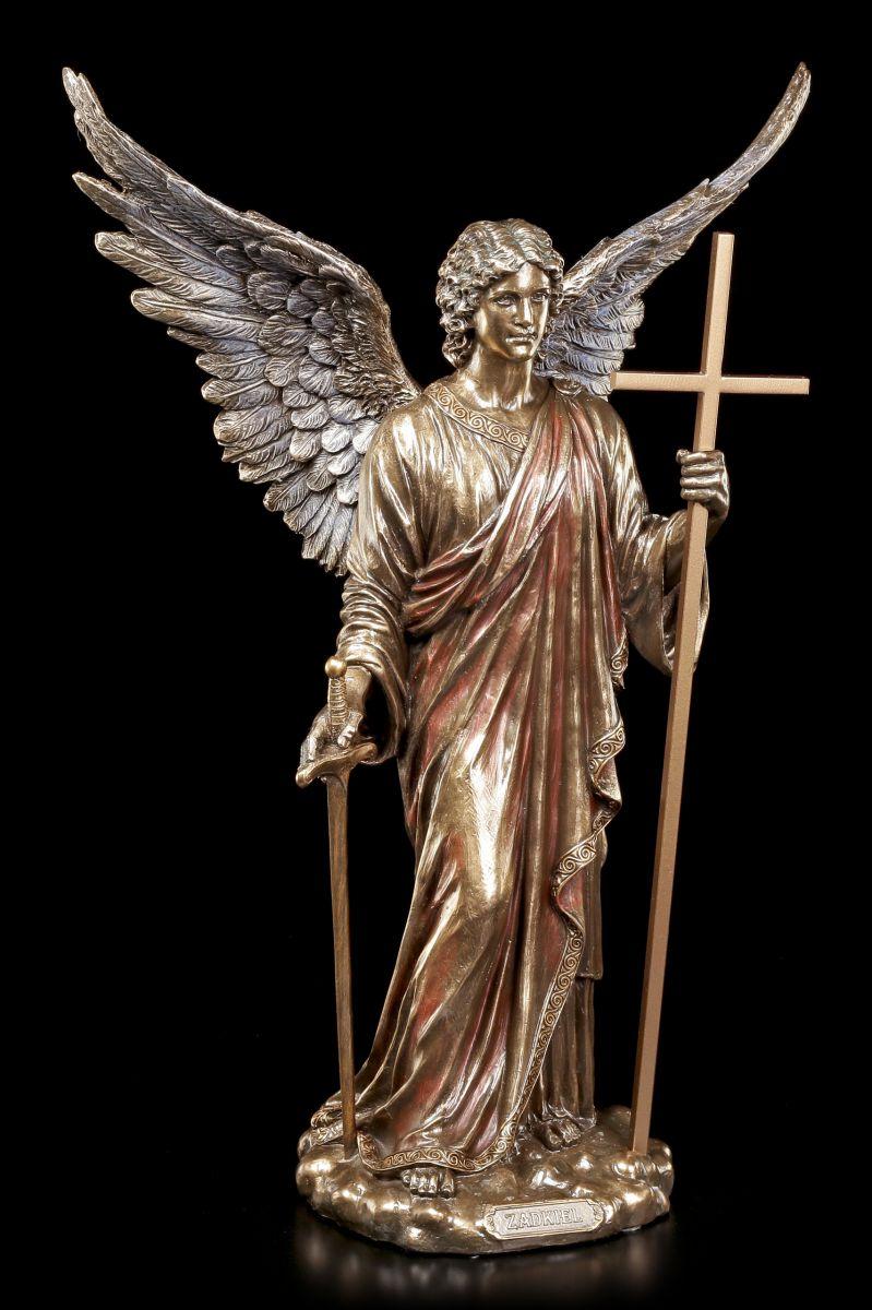 Erzengel Zadkiel Figur - Göttliche Gerechtigkeit ...