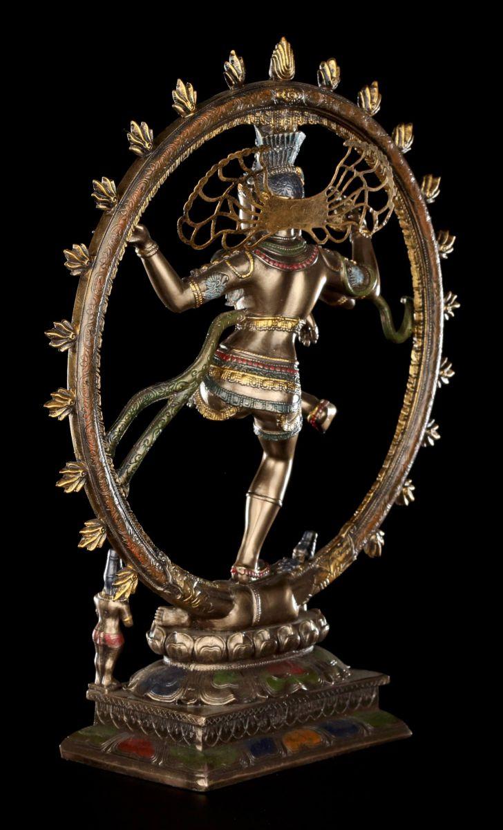 indische g tter figur shiva statue deko hinuismus hindu buddha veronese ebay. Black Bedroom Furniture Sets. Home Design Ideas