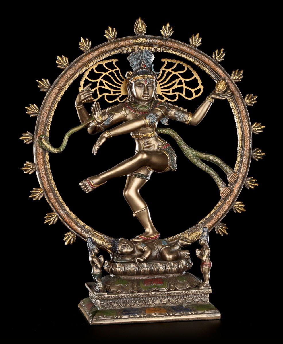 Indische g tter figur shiva statue deko hinuismus for Indische zimmer deko