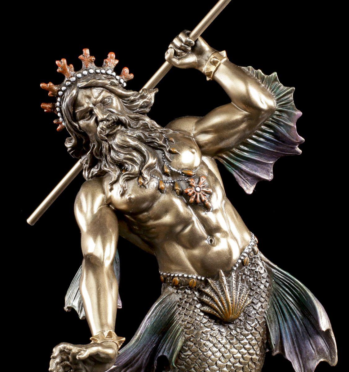 Poseidon Gott Der Meere