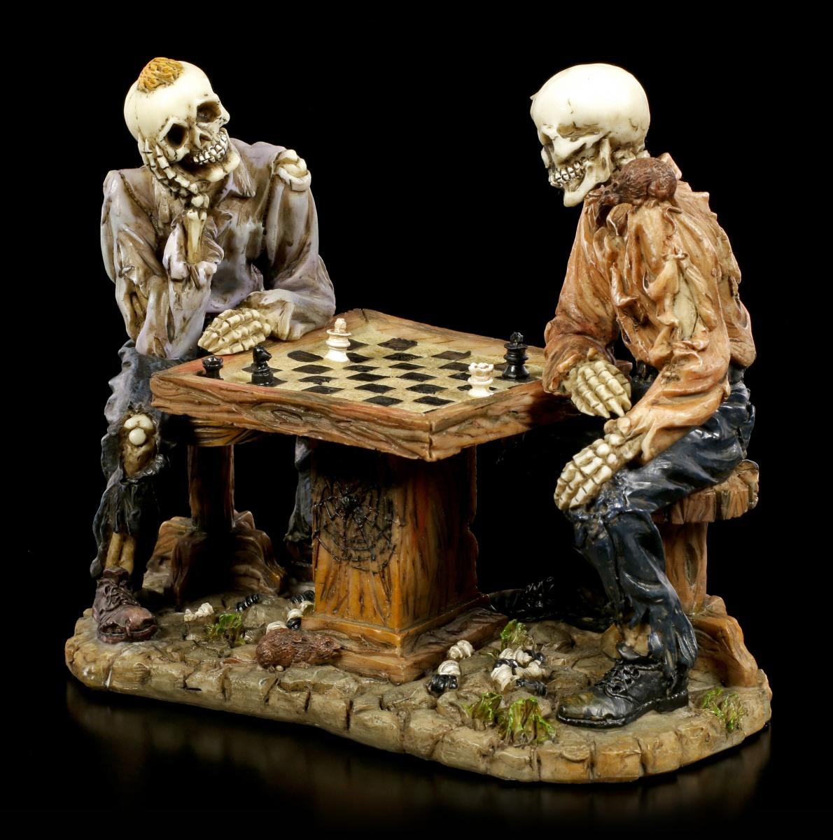 Figuren Beim Schach