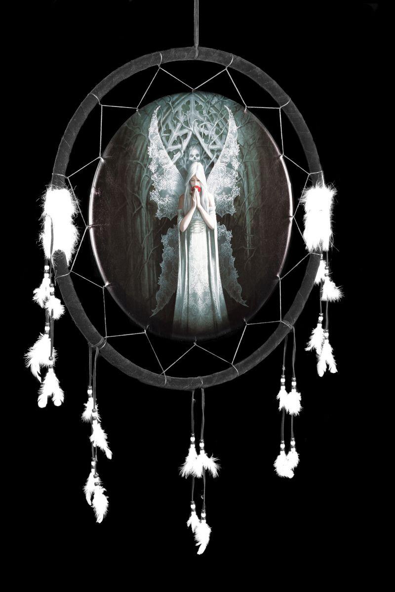 gro er traumf nger gothic engel only love remains anne stokes fantasy ebay. Black Bedroom Furniture Sets. Home Design Ideas