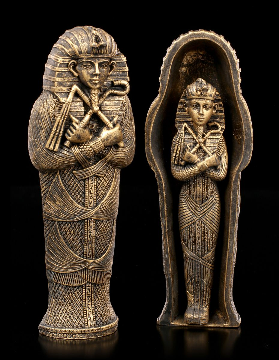 Mumie Tutanchamun
